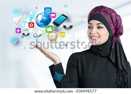 Arab. - stock photo