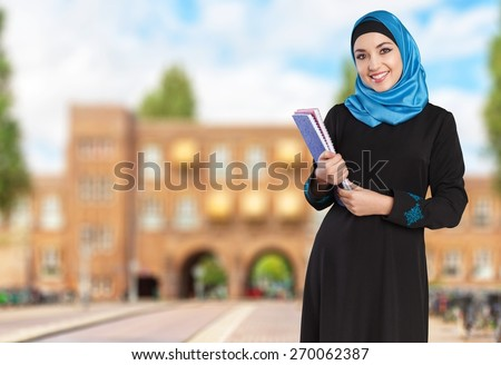 Arab, arabic, saudi. - stock photo