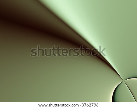 arc intersection background with a grunge feel - stock photo