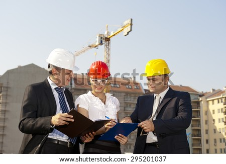 Architecture and Construction/Architecture and Construction - stock photo