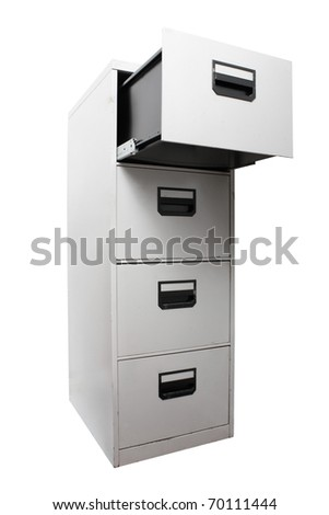 Archive - stock photo