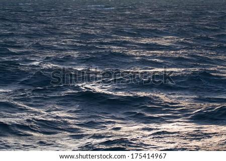 Arctic  Kara Sea - stock photo