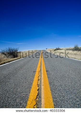 Arizona Landscape - stock photo
