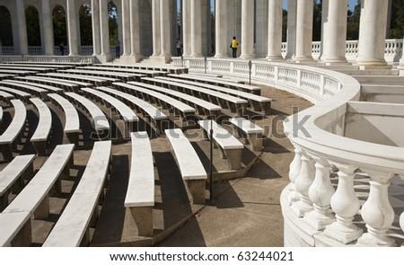Arlington National Cemetery - stock photo