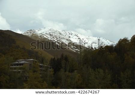 Armenia - stock photo