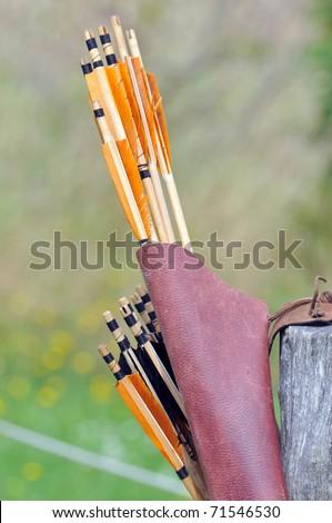 arrows - stock photo