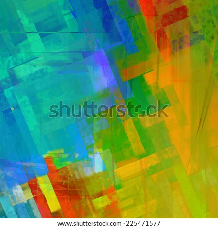 art abstract background for design - stock photo
