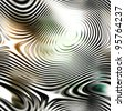 art abstract bright silver, glass textured background, seamless geometric pattern - stock photo