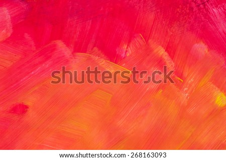 art abstract painted background texture - stock photo