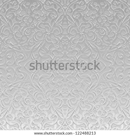 Art vintage paper seamless texture background - stock photo