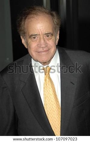 Arthur Cohn  at the Los Angeles Premiere of 'The Yellow Handkerchief'. WGA Theatre, Beverly Hills, CA. 11-25-08 - stock photo
