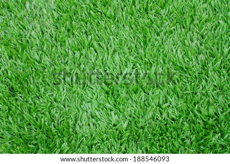 Artificial grass texture  background - stock photo