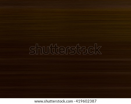 Artificial material simulates the texture of dark brown wood, the computer generated illustration. Vintage texture background. - stock photo