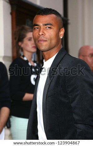 Ashley Cole arriving for the 2012 GQ Men Of The Year Awards, Royal Opera House, London. 05/09/2012 Picture by: Henry Harris - stock photo