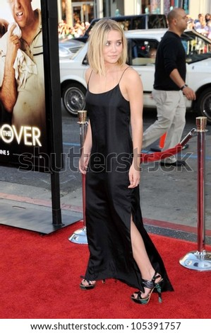 Ashley Olsen at the Los Angeles Premiere of 'The Hangover'. Grauman's Chinese Theatre, Hollywood, CA. 06-02-09 - stock photo