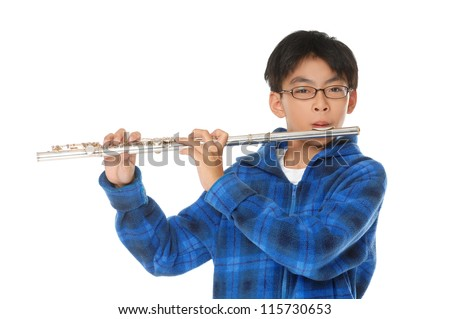 Asian playing flute best