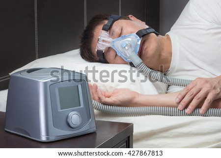 cap machine sleep apnea