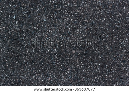 Asphalt dark texture - stock photo