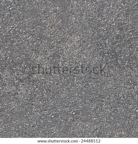 Asphalt seamless pattern. - stock photo