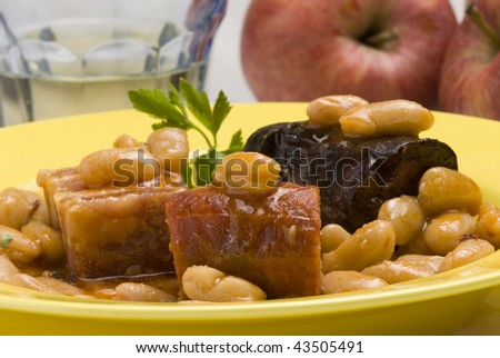 Asturian cider stock photos images pictures shutterstock for Asturian cuisine