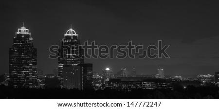 Atlanta Georgia - stock photo