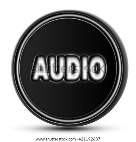 Audio - stock photo