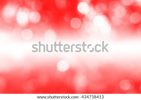 AUSTRIA : National flag. Soft blurred bokeh natural background. Abstract gradient desktop wallpaper.  - stock photo