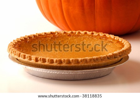 Autumn Favorite Dessert - stock photo