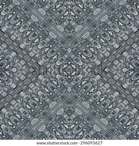 Aztec Navajo Pattern Background 06 - stock photo