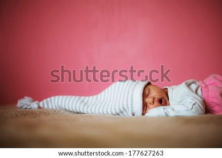 Baby. - stock photo