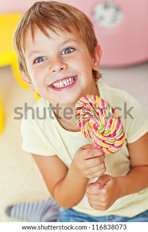 baby candy - stock photo