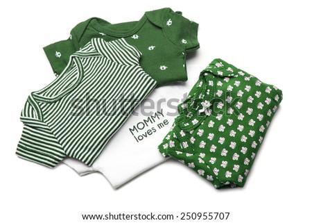 Baby Clothing - stock photo