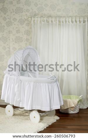 Baby Nursery - stock photo