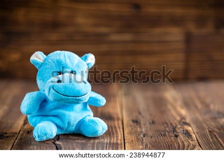 Baby toy - stock photo