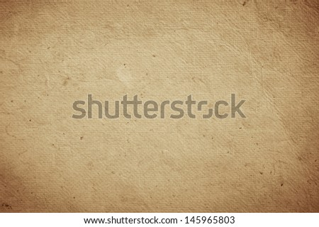 back ground of old paper sheet. - stock photo