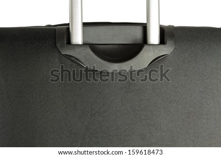 Back suitcases - stock photo