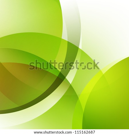 background abstract green - stock photo