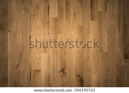 background  and texture of Birch wood decorative furniture surface - stock photo