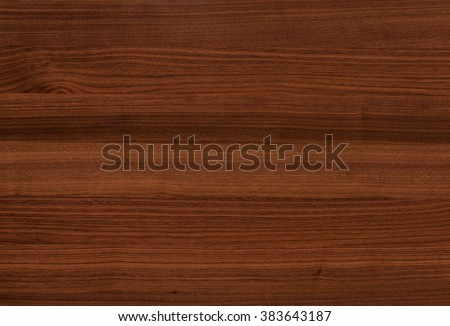 background  and texture of Walnut wood decorative furniture surface - stock photo