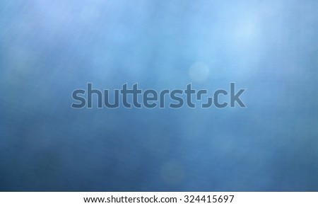 Background blue nature blur - stock photo
