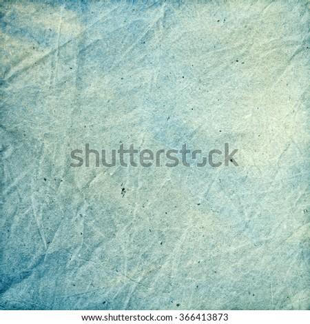Background canvas blue square - stock photo