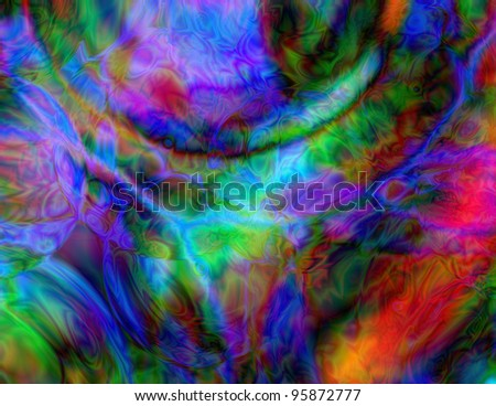 background colorful abstract - stock photo