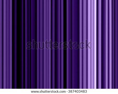 Background - Curtain - stock photo