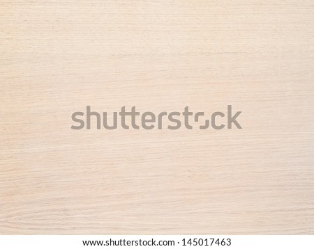 background from bleached oak wood - stock photo