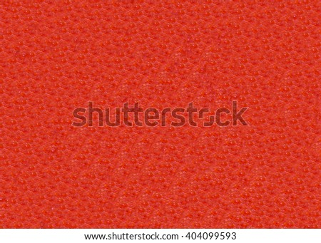 Background from fresh red salmon caviar, texture of the eggs. Raw salted salmon caviar. The fish delicacy for gourmets. - stock photo