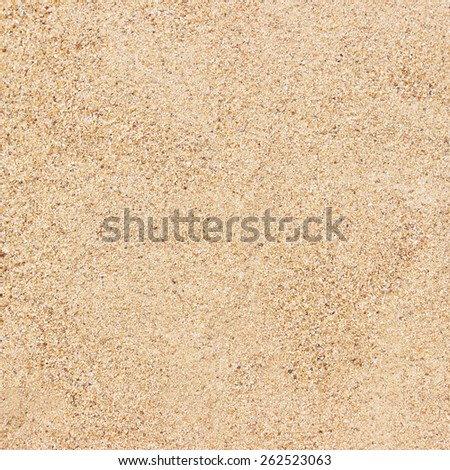 Background From Sand - stock photo