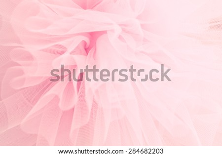 Background from skirts with frills - stock photo