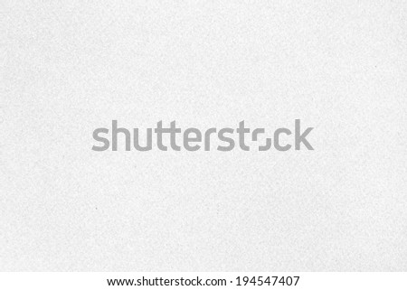 Background from white paper texture - stock photo