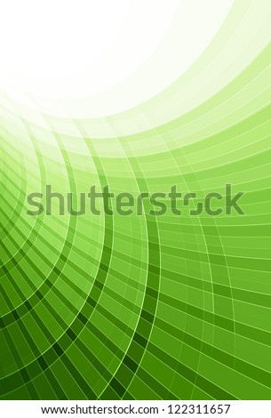 background green - stock photo