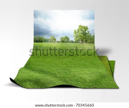 Background image of 3D - stock photo